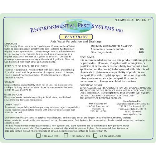 Environmental Pest Systems - Penetrant